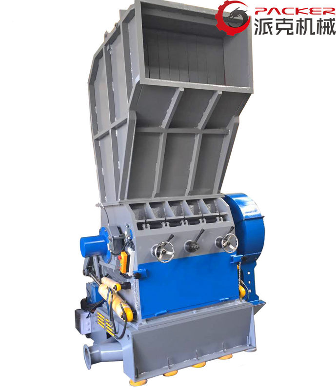 Hard Materials Plastic Crusher Machine ABS PVC Optional Color Capacity 300kg-2000kg