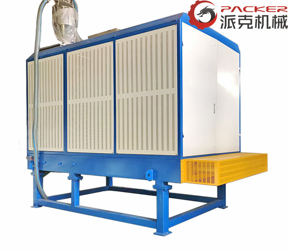 Optional Color Dehydration Machine , Industrial Crystallizer Equipment 18-96KW