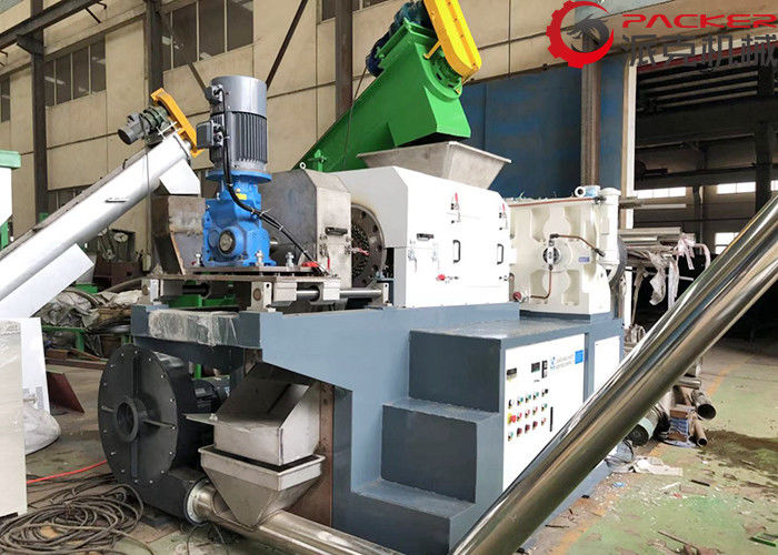Squeezing Plastic Auxiliary Equipment Machine Stainless Steel 304 Automation