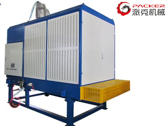 Stainless Steel 304 PET Dryer Machine , Plastic Material Dryers 15-20mins Per Barrel