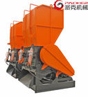 300 800mm Plastic Crusher Machine PP Sheet D2 Steel SKD-11 Blade Industrial