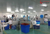 HIgh Speed Dust Mask Making Machine , Disposable Mask Machine With AC 380V